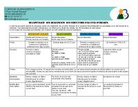 reglements simplifiés structures accueil Branderion