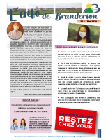 L'info Brandérion N°1